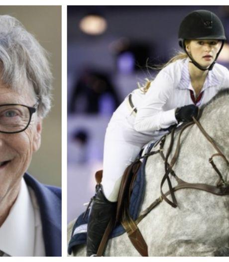 Bill Gates koopt paardenfokkerij in België voor dochter Jennifer (22)