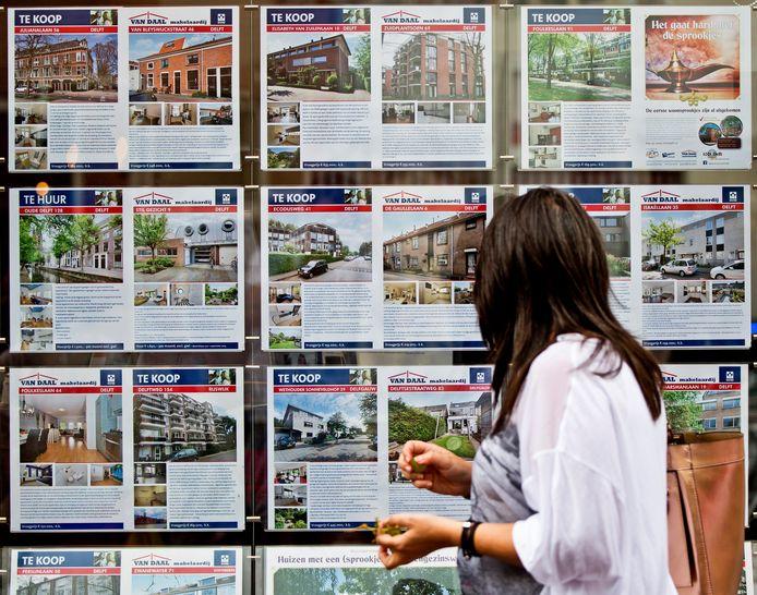 Veel minima kunnen nu alleen nog maar dromen van een eigen woning. De doorbraakhypotheek van de gemeente Den haag moet daar verandering in brengen.