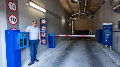 'Onderbenutte' ondergrondse parking blijft betalend