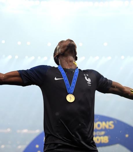 Fotoserie: Dit zijn de mooiste foto's van de WK-finale