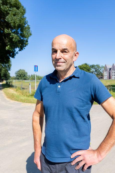 Johan de Bruijn is kind van de Kartuizerpolder: 'Doet pijn dat historisch stuk doorkruist wordt door een weg'