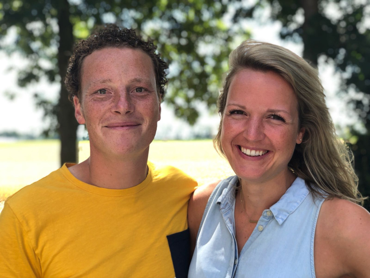 Boer zoekt Vrouw 2018: Boer Wim en Marit.