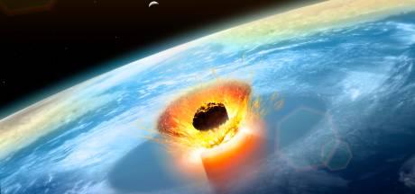 Les dinosaures ont disparu suite à un astéroïde et non des éruptions volcaniques