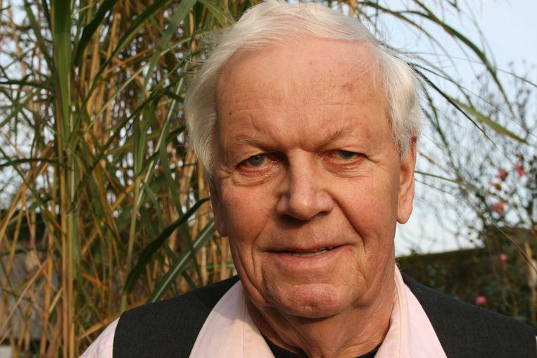 Johan van der Zee. Beeld RV
