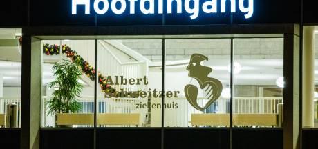 'Coronapiekje' in Albert Schweitzer ziekenhuis goed te overzien, vooral niet-gevaccineerden opgenomen
