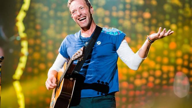 Coldplay komt na twee jaar met nieuwe muziek