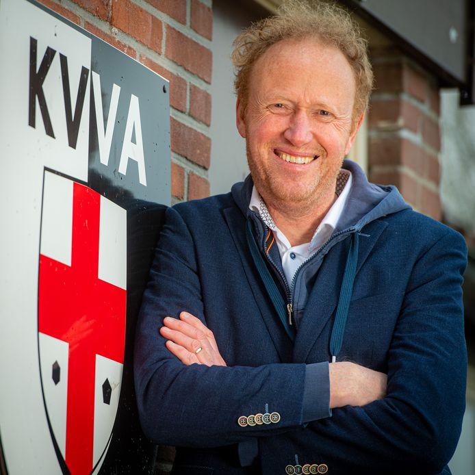 """Marc den Elzen, voorzitter van KVVA: ,,We hebben de leden eerlijk verteld dat we in een zware storm zitten."""""""