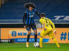 Tahith Chong niet opgenomen in Europa League-selectie Club Brugge