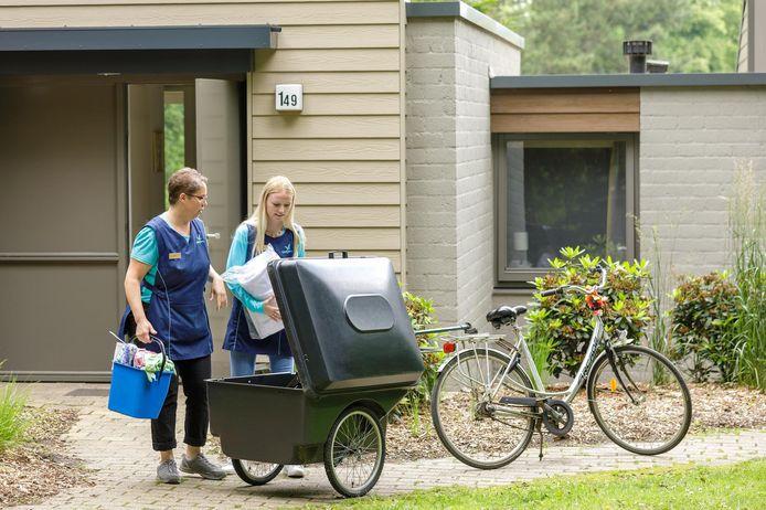 Bij Center Parcs De Eemhof in Zeewolde zijn ze op zoek naar liefst 70 nieuwe mensen voor in de Housekeeping.