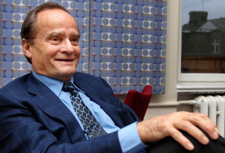 Arne Ljungqvist. Beeld UNKNOWN
