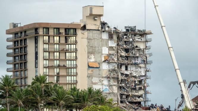 Dodental van instorting flatgebouw Miami opgelopen naar 16, nog 147 mensen vermist