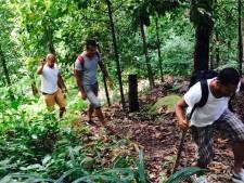 Uit de krant van 31 augustus 2015: Jong Ambon komt thuis op Ambon