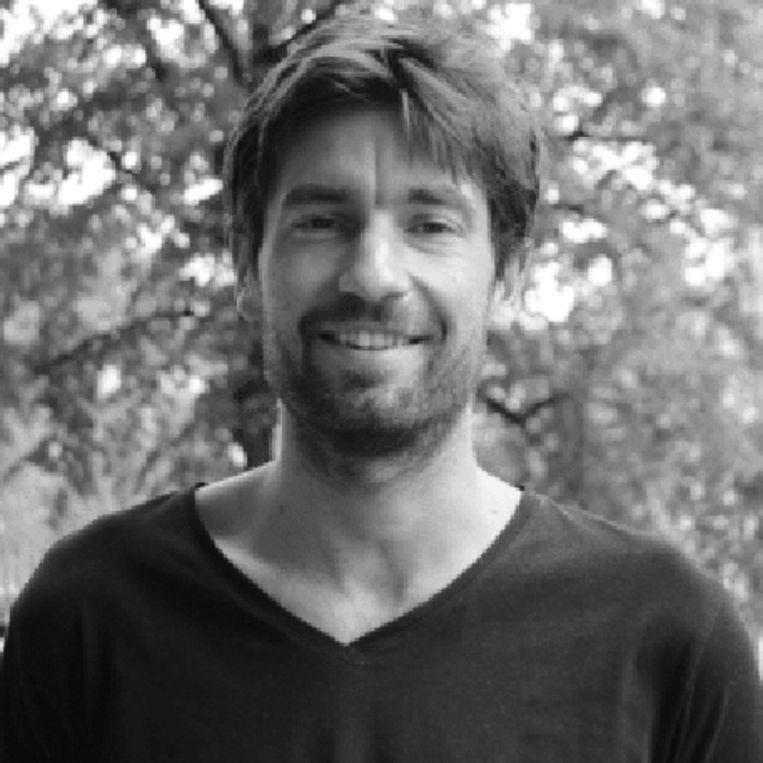 Jacques Huppes. Ondernemer, medeoprichter van StuDocu.com en Assess.ly. Beeld