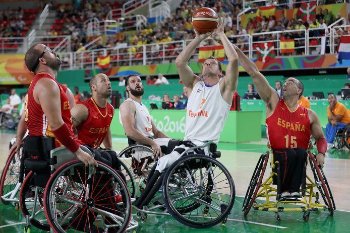 Archieffoto van de Paralympics 2016 in Rio de Janeiro.