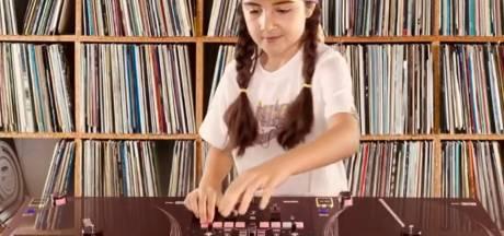 Michelle, 9 ans, se qualifie pour le championnat du monde des DJs