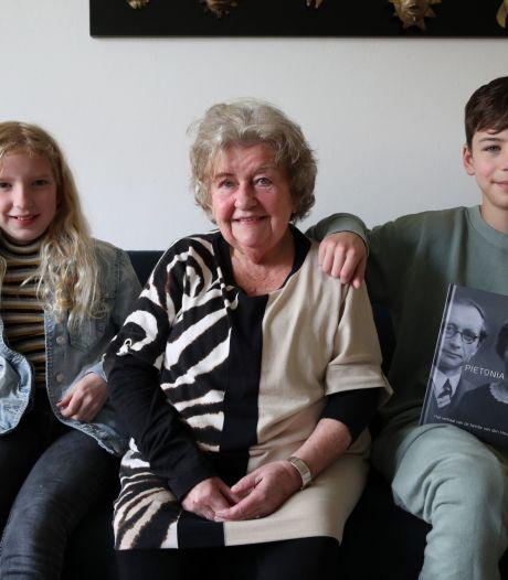 Antoinette van Deursen-van den Heuvel (77) schreef boek over haar Aarle-Rixtelse familie: 'Na een cursus van Wim Daniëls ben ik gewoon begonnen'