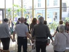 Eerste Coventry-gebed bij De Wonne in Enschede