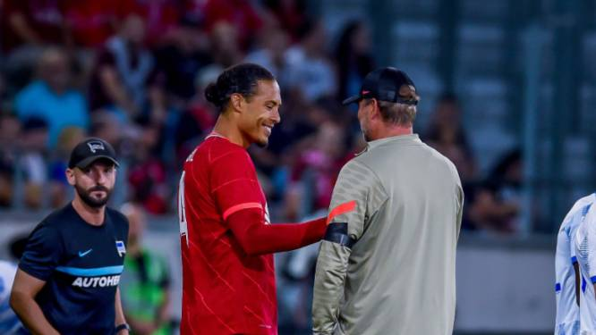 Virgil van Dijk is back: Nederlandse centrale verdediger viert terugkeer na 285 dagen blessureleed