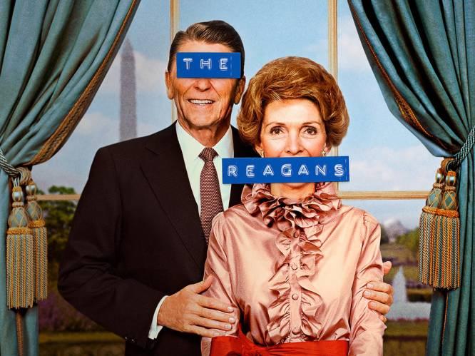 Schone schijn, affaires en pijnlijke blunders: Canvas toont andere kant van powerkoppel Ronald & Nancy Reagan