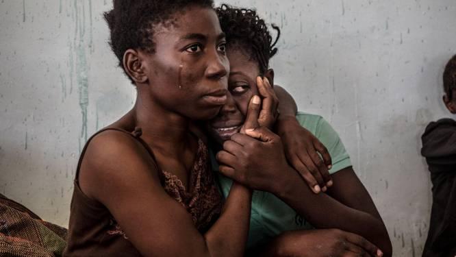 Amnesty meldt seksueel geweld, marteling, afpersing en dwangarbeid in Libische detentiecentra voor migranten