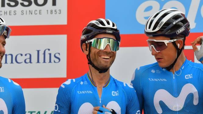 130e victoire et coup double en Sicile: revoilà Alejandro Valverde