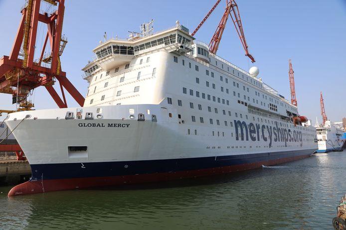 Donateurs en vrijwilligers die zich voor Mercy Ships (willen) inzetten, kunnen dit najaar in Rotterdam een kijkje nemen op deze nieuwe aanwinst van de hulporganisatie.