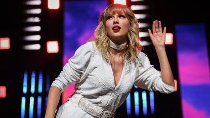 Taylor Swift verdiende het meest in de muziekindustrie