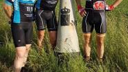Edwin fietst 1.300 km voor zieke collega