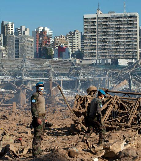L'enquête sur l'explosion au port de Beyrouth à nouveau suspendue