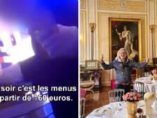 Enquête sur des dîners clandestins à Paris: Pierre-Jean Chalençon fait marche arrière sur la participation de ministres