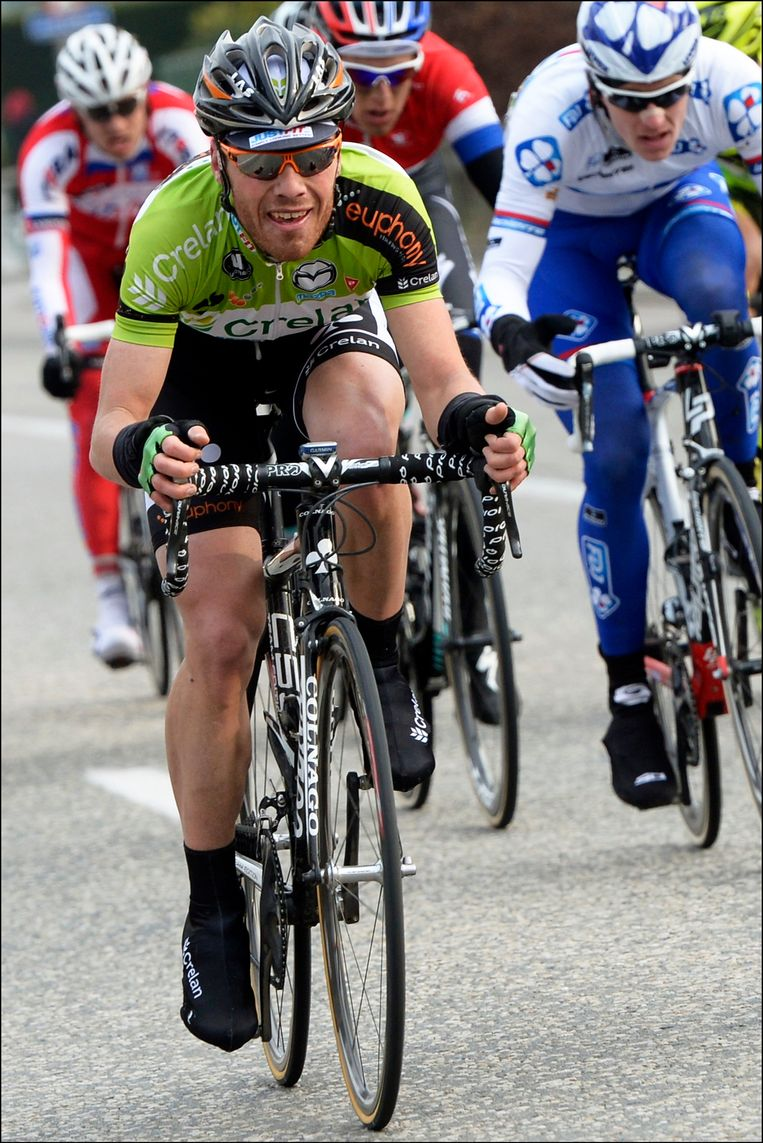 Maxime Vantomme. Beeld PHOTO_NEWS