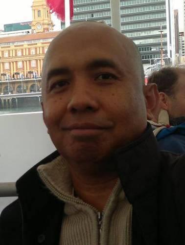 Ging piloot Zaharie Ahmad Shah nog een laatste kijkje nemen naar zijn woonplaats?