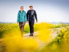 Kristel en Franklin wilden de wereld rond, nu geven ze wandeltips in Nederland: 'Ik oordeel niet meer zo snel'