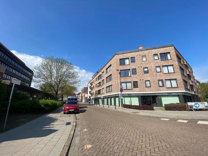 LIER - Het slachtoffer was een vrouw in een appartementsgebouw langs Kruisbogenhofstraat in Lier