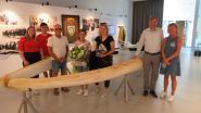 """6.666ste bezoeker voor walvisexpo in de Vosseslag. """"Een groot succes"""""""
