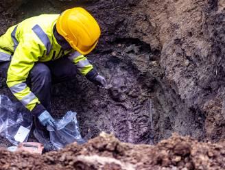 Skelet gevonden aan Sint-Maartenskathedraal