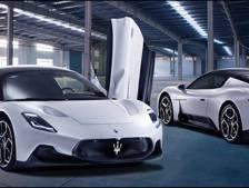 Maserati trapt toekomstvisie af met 260.000 euro kostende sportwagen