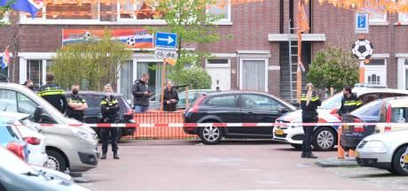 Steekpartij op de Paets van Troostwijkstraat