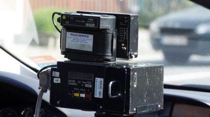 22 procent van bestuurders in politiezone Lama reed afgelopen week te snel