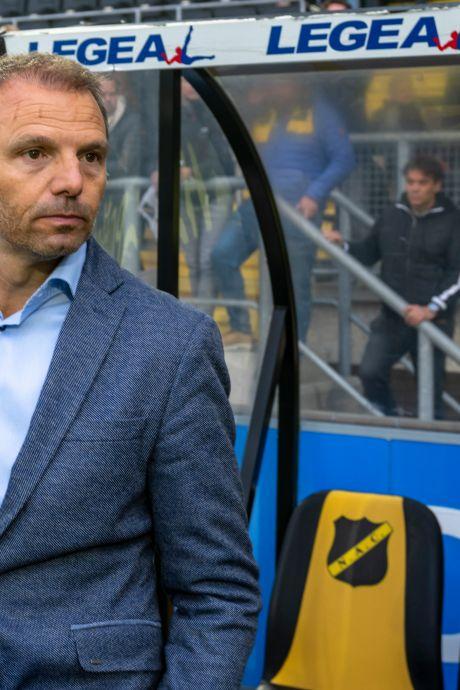 Maurice Steijn vertrekt om veiligheidsredenen als trainer van NAC