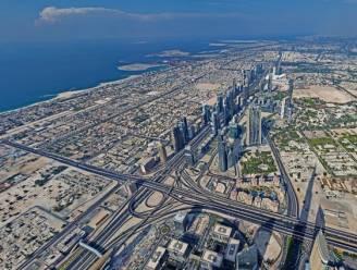 Bekijk 360° panorama vanop 's werelds hoogste toren