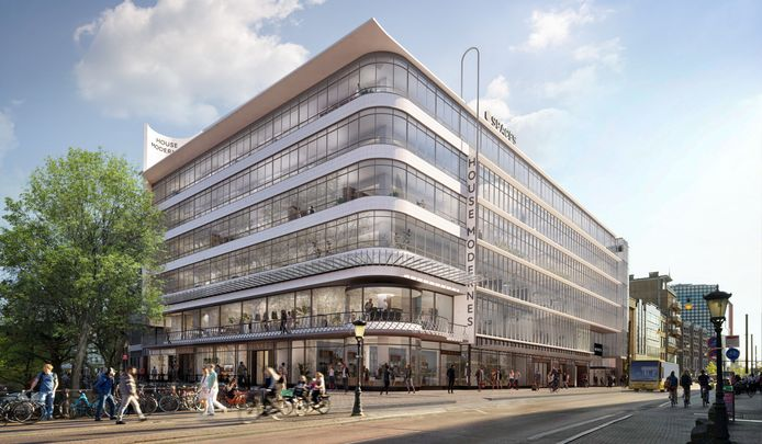House Modernes, zoals het er in 2021 uit komt te zien.