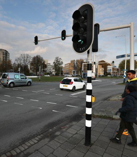 Meer slimme stoplichten op rondweg in Eindhoven