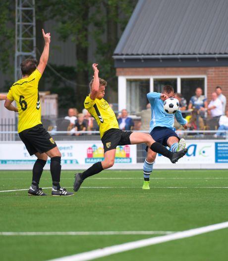 GVV'63 neemt nieuw kunstgrasveld in gebruik met klinkende overwinning, maar club heeft derde veld hard nodig