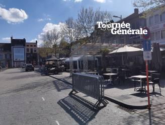 Deze Izegemse horecazaken krijgen extra terrasruimte van de stad