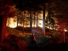 Le Caldor fire ravage la Californie