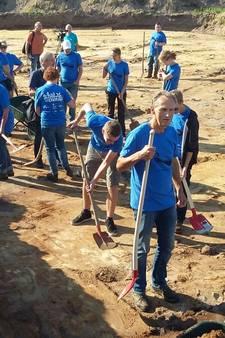 Archeologen graven naar de schat van Dalfsen