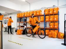 Thuisbezorgd groeit als kool in Arnhem: 'Mensen steeds vaker voor gemak'