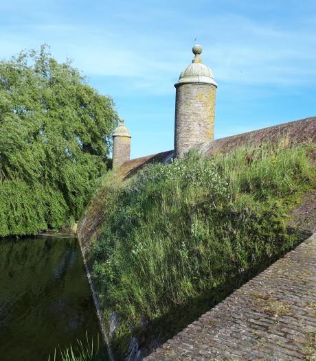 De vestingstadjes Willemstad en Klundert: werk in uitvoering