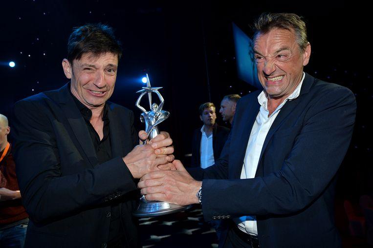 'Wauters vs Waes' werd verkozen als beste entertainmentprogramma. Beeld BELGA